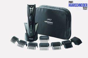 Grundig MC 9542 Haarschneider Test Zubehör Tasche