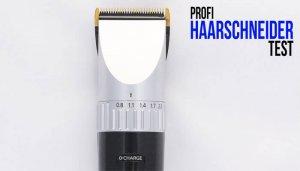 Panasonic ER-1512 Haarschneider Test Drehrad Schnittlänge