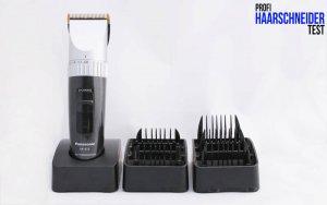 Panasonic ER-1512 Haarschneider Test Gesamt Zubehör