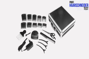 Remington Genius Haarschneider HC5810 Groom Haarschneider test Zubehör