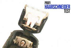 Remington MB320C Bartschneider Haarschneider Test Scherkopf