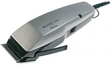 Moser 1400-0458 Haarschneider Test